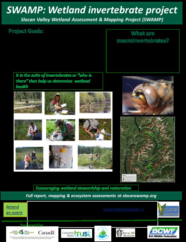 SWAMPinvertebrateEducationflyer-2016-06-26